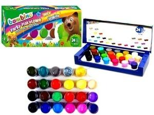 Farby Plakatowe Bambino 24 Kol 10 Ml Biuros